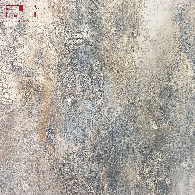 Foshan GUCI outdoor garden rustic porcelain tile flooring step tile