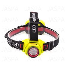 Alloy Rechargeable Two Sides COB LED Headlamp
