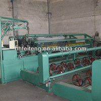 FT-D2000 road side fence machine(diamond mesh machine)with good price