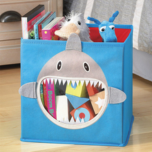 11 X 11 Inch Fabric Storage Cube Toy Box Storage Unit Large Toy Storage Bins