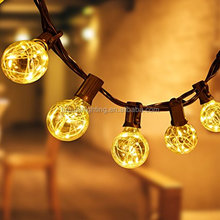 G40 G50 C7 C9 Outdoor indoor Holiday Colour LED Christmas Decorative String Light bulbs