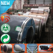 Types of Galvanzed Steel Coils Hot Dipped Z27 270g/m2 Galvanized Steel Coil Cutting into Plate