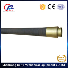 Customized concrete pump 6 inch rubber hose With Long-term Service