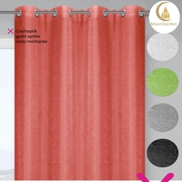 High quality germany style beautiful voile sheer crush curtain for living room