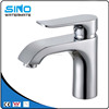 Chrome Single Lever Wash Faucet