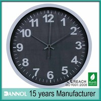 12 Inch Quartz wall clock Models china replica watches/industrie timer wecker/giveaway items