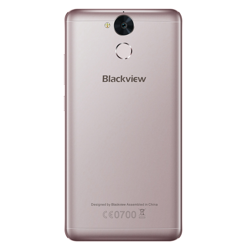 "Blackview P2 Lite 4G Smartphone 6000mAh Battery 3GB+32GB Android 7.0 5.5"" Mobile Phone"