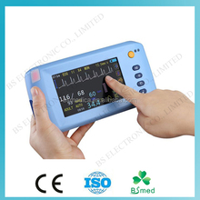 Handheld Patient Monitor Touch-Screen/ Medical Patient Monitor