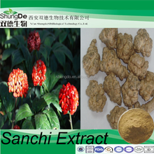 Herb extract Radix notoginseng P.E with total saponins