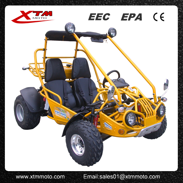 Rental off road 150cc beach buggy