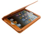 china wholesale market in guangzhou wholesale tablet protective case flip case for ipad mini PU leather case
