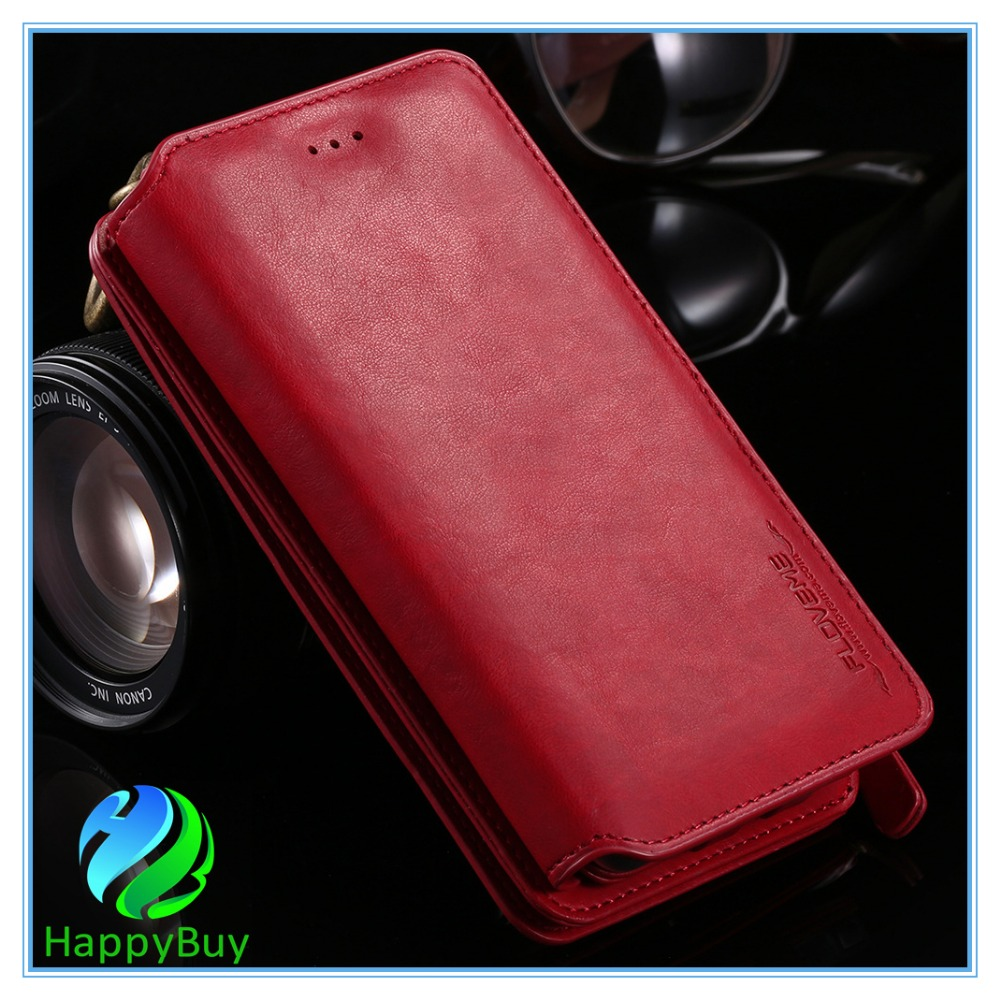 Awesome new deluxe leather wallet phone case for Samsung galaxy note3/4/5/7 with multifunctional card slot