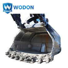 Anti-abrasion overlay cladding plate liner bucket excavator parts