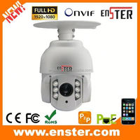 10x 5-50mm lens MINI IP High Speed Dome Camera ptz controller