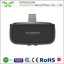 Hot sale Practical Google cardboard 3D vr Box Glasses / 3D Video movies Games