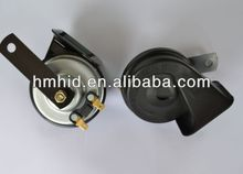 2014 Electronic Car Horn SHELL TYPE HORN 105-118DB 90mm