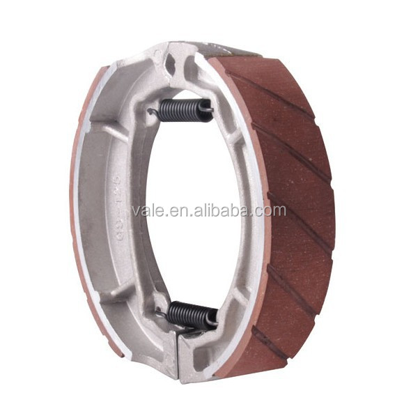 brake shoe for motorcycle best sell with factory price gs125