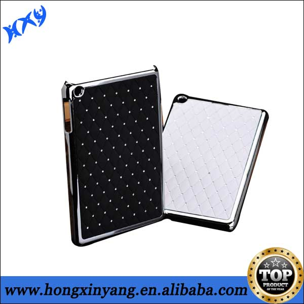 bling rhinestone design case for ipad 2