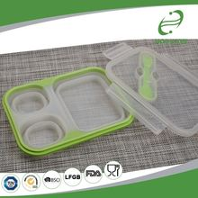 Professional manufacture factory directly silicone food container storage