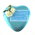 wholesale heart shape fancy boxes indian sweet boxes for weddings candy tin box
