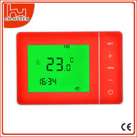 Large LCD Screen Water Heating And