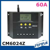juta 60a 24v LCD price solar charge controller kit hho