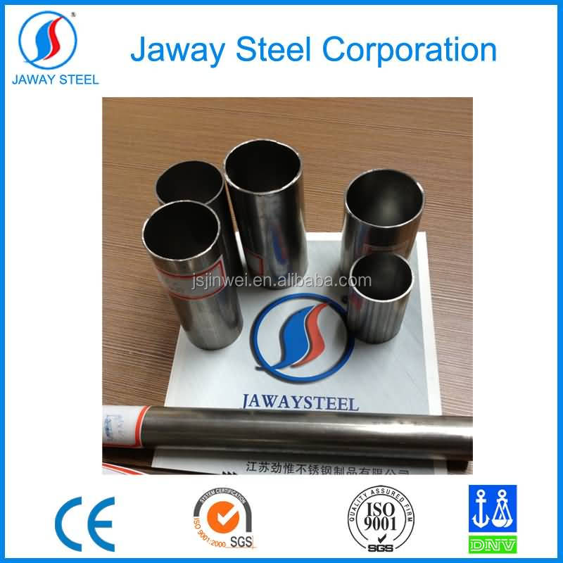 Pickled Stainless Steel Seamless Pipes ASTM A511 TP304 TP304L TP304H TP304N