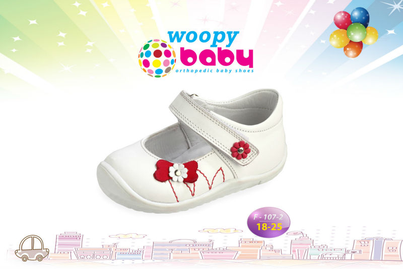 Genuine Leather Premium First Step Baby Shoes