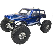 KYX 1/10 Scale Rock Racer Crawler All Metal Axial Wraith w/ PVC Body