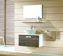 2018 New Design liquidation Cheap Single Chrome Bathroom Vanity