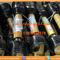 Agricultural Pto Shaft With Clutch Gas