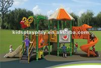 playground plastic slide