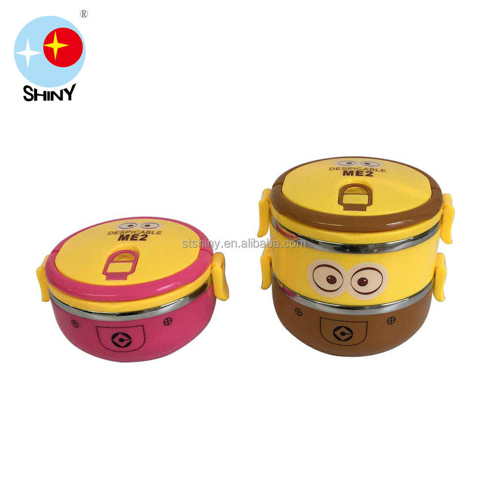 304 stainless steel 3 layers lunch box / insulated tiffin box