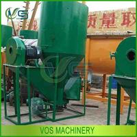 industry corn grinding mixer machine/animal feed grinder for sale