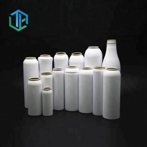 Aluminum beer water beverage bottle/basic bottle/aluminum spray perfume bottles