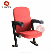 Upholstery cheap cinema chair used theater seat for sale price auditorium chair