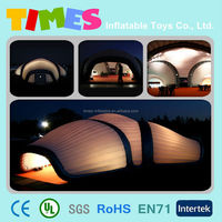 New design inflatable lawn tent for trade show