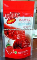 Hot sale sauce packaging plastic bag