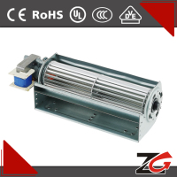 AC tangential cross flow fan motor/induction cross folw blower/toaster oven motor