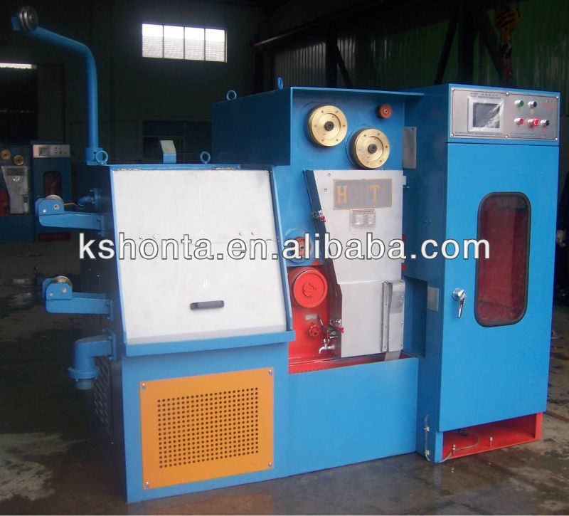 Fine Wire Drawing Machine electric cable making equipment