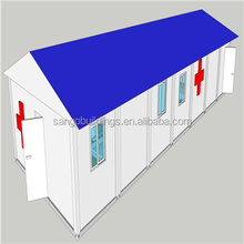 Most Popular Cheap 20ft 40ft Shipping Container Clinic mobile container clinic
