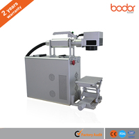 Hot sale 10W 20W 30W durable portable fiber laser marking machine price low made in China