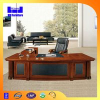 2015 Melamine luxury modern office executive table pictures