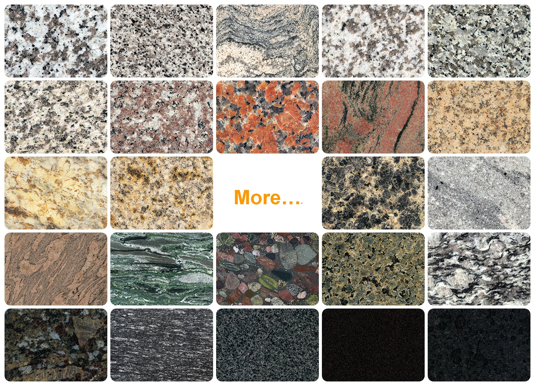 Own Quarry Chinese Polished Granite tile at Good price