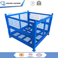 Stainless Steel Mesh Pallet Box Pet
