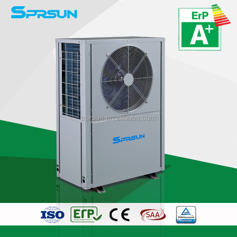EVI techology A+ ERP labeled household usage heat pump air conditioner