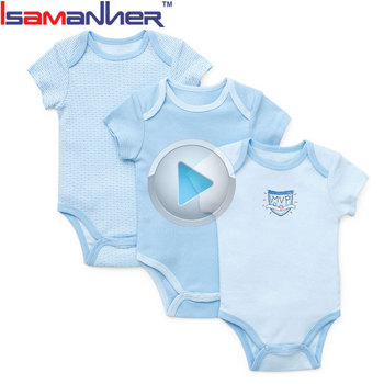 Baby clothes newborn baby animal bodysuit wholesale