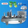shanghai factory cup water filling and sealing machine with CE/SGS popular type