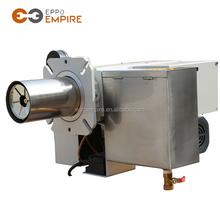2015 hot sale new CE approved high quality waste oil furnace burner tank/fuel oil burner/multi-fuel stove