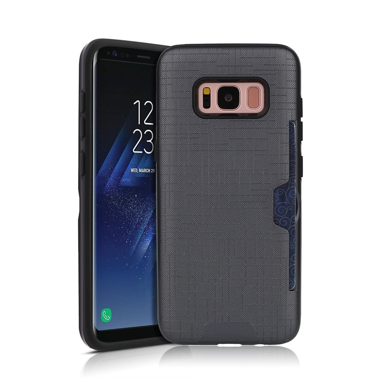 Smartphones hybrid combo cover for LG mobile phone accessories , card slot case for LG V20